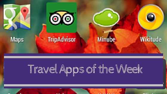 Travel Apps of the Week
