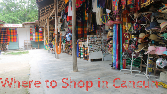 Where to shop in Cancun