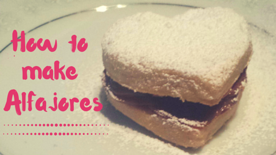 How to make Peruvian Alfajores