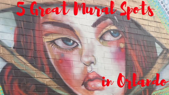 5 Great Mural Spots in Orlando