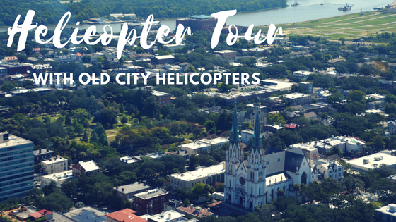 Helicopter Tour with Old City Helicopters