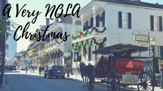 A Very NOLA Christmas | Mini Guide